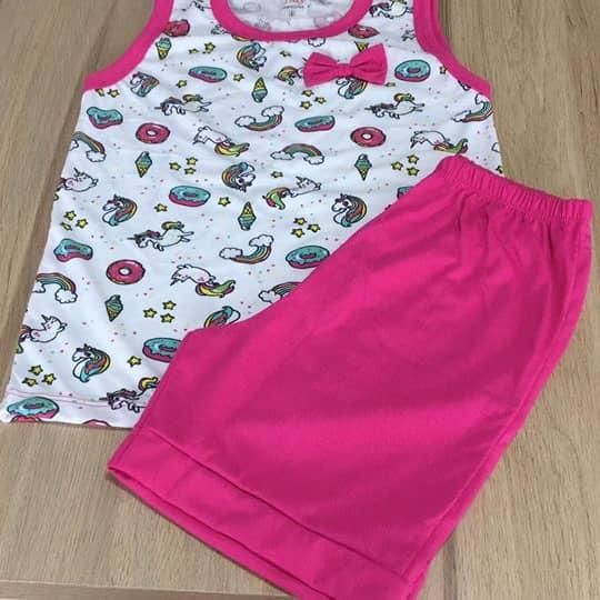 Pijamas Verão